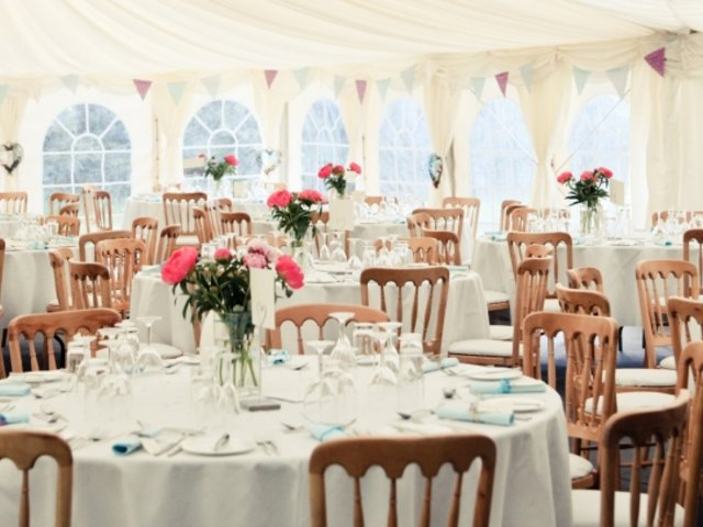 Wedding Package for 130 guests